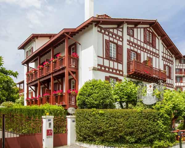 hôtel 4 étoiles à Guéthary près de biarritz - Hotel villa ...